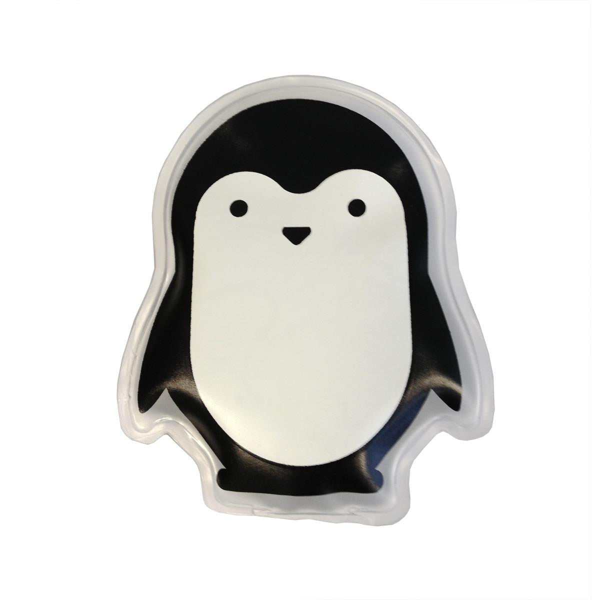 kikkerland hot cold pack penguin