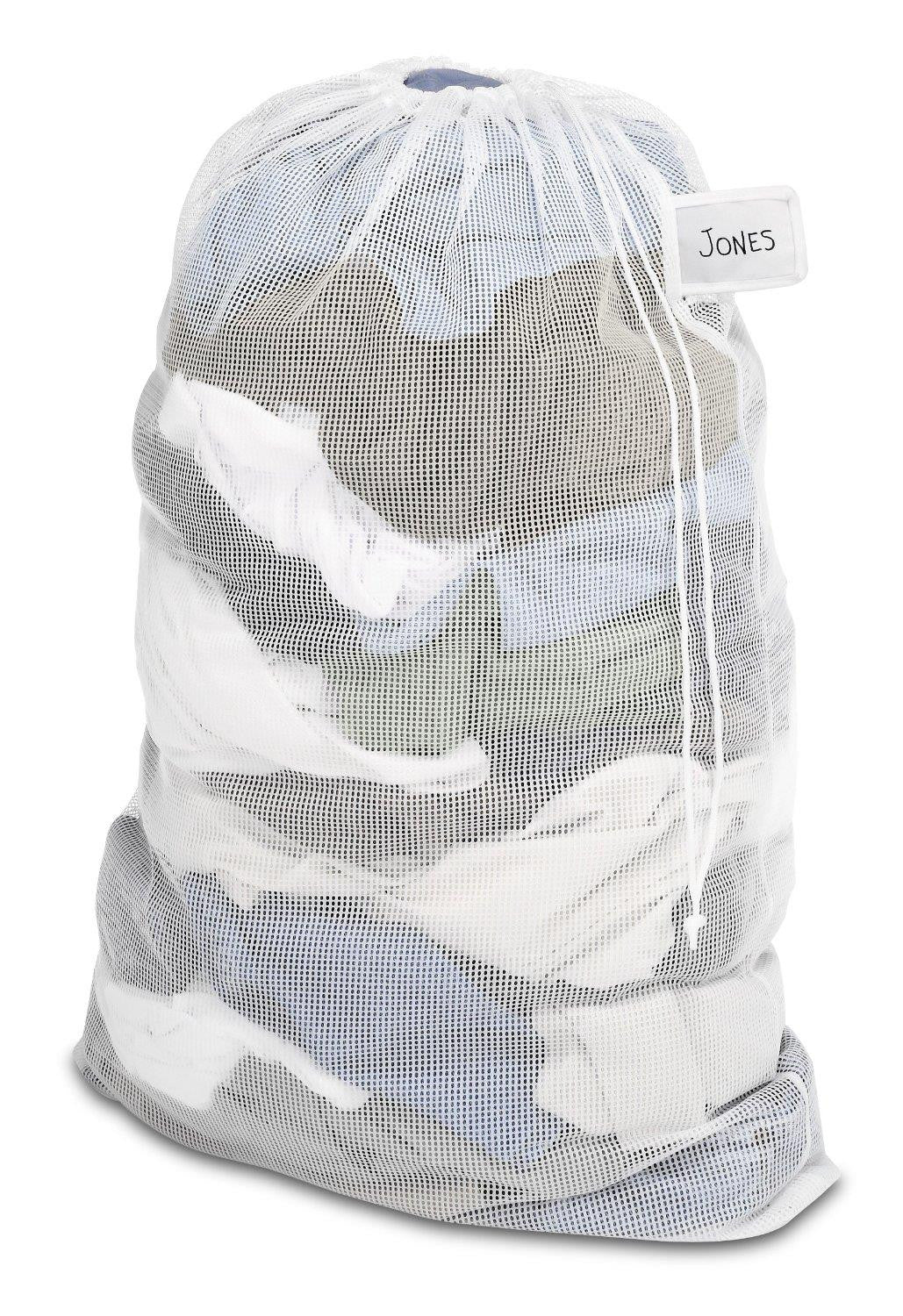 Whitmor Mesh Laundry Bag & ID Tag