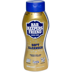 Bar Keepers Friend Soft Cleanser, 26oz