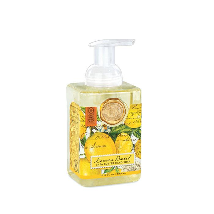 Michel Design Works Foaming Hand Soap, Lemon Basil
