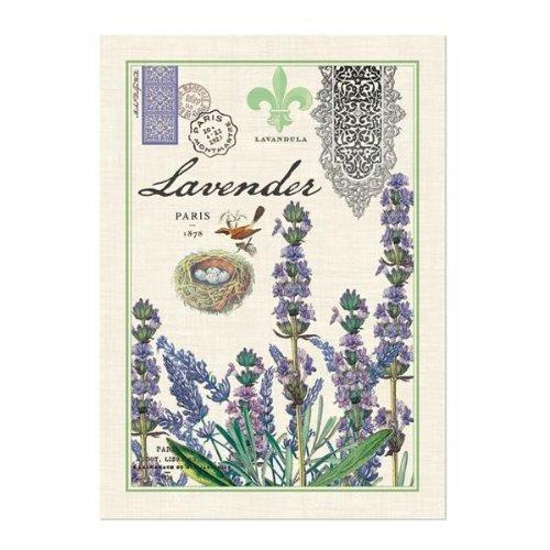 Michael Design Works Kitchen Towel, Lavender
