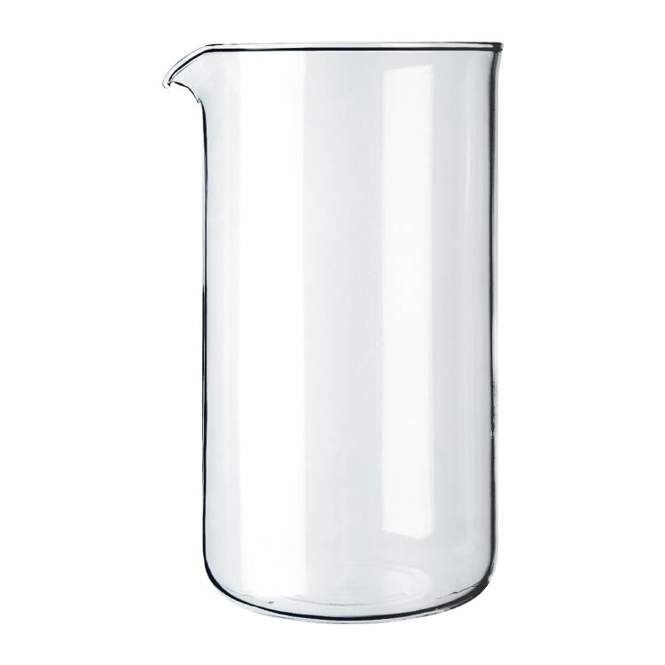 bodum french press glass beaker