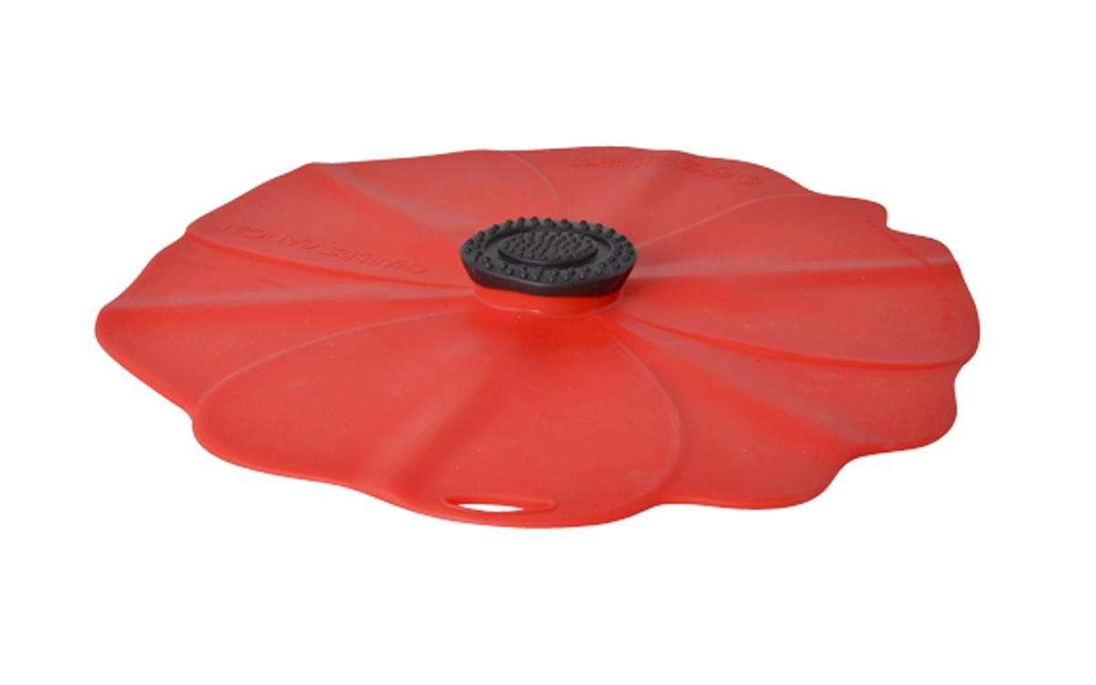 Charles Viancin Silicone Suction Poppy Lid