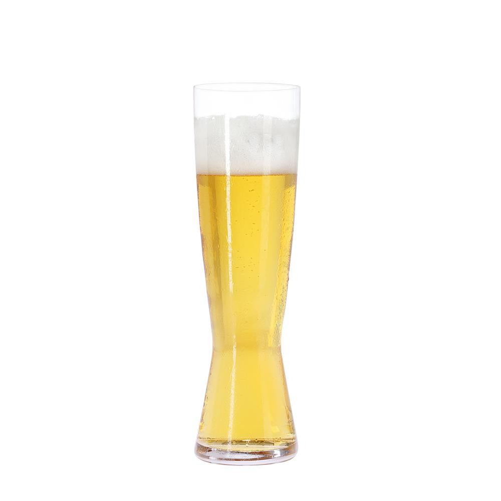 Spiegelau Beer Classics Tall Pilsner Glass, Set of 2