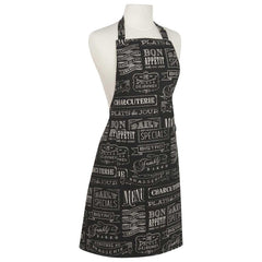 Now Designs Apron, French Bistro Cafe Chalkboard