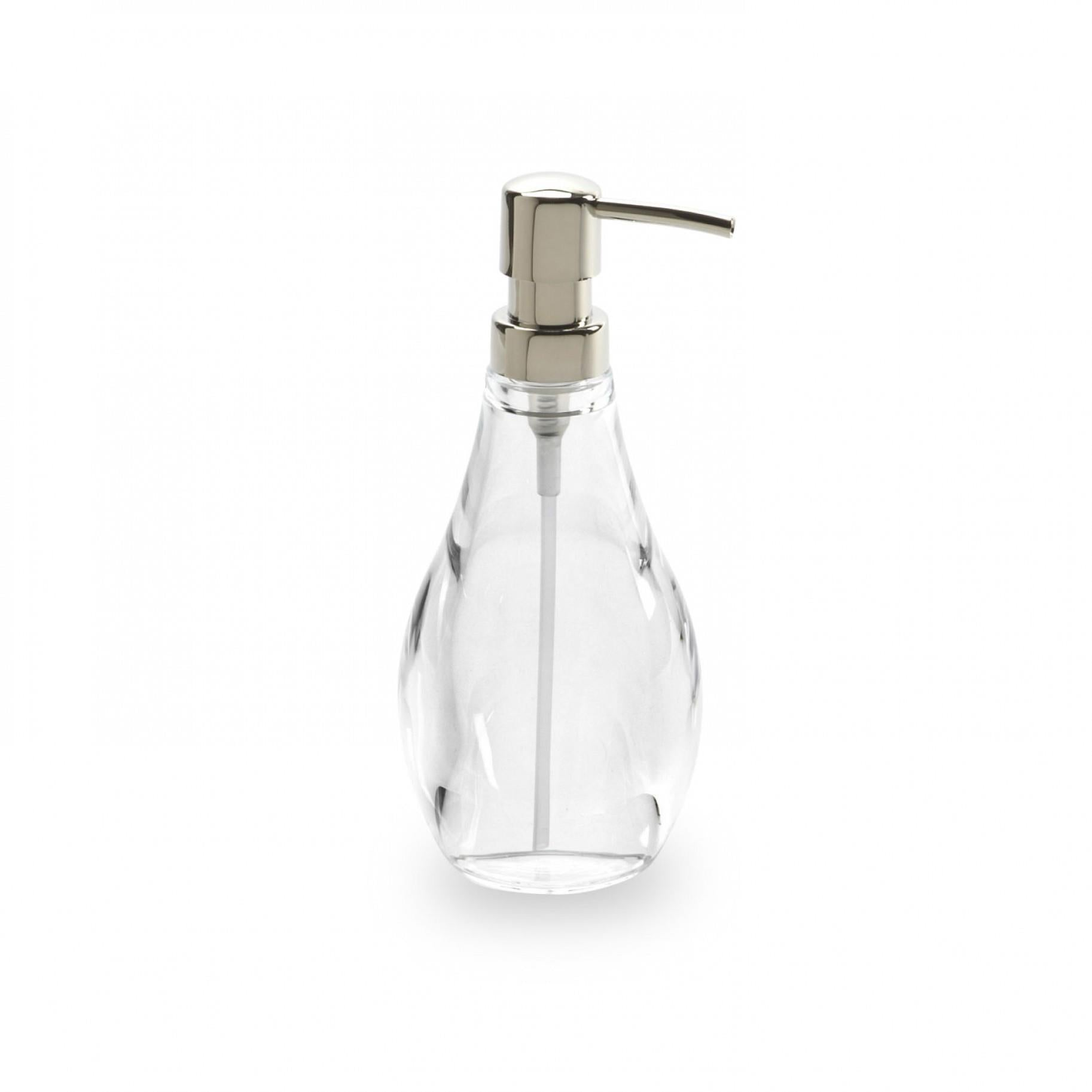 Umbra Droplet Clear Acrylic Soap Pump
