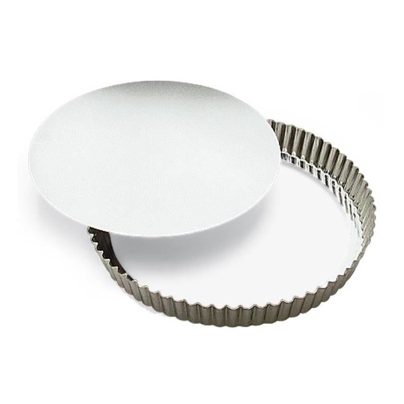 gobel 1 inch tart pan roun tinned stainless steel