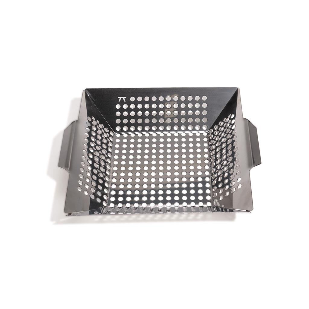 Outset Grillware BBQ Stainless Steel Grill Wok