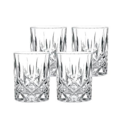 Nachtmann Noblese Whiskey Tumbler Crystal Glasses Set