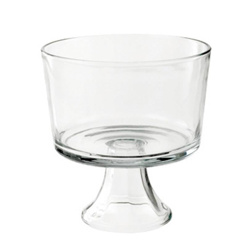 Anchor Hocking Trifle Bowl with Lid