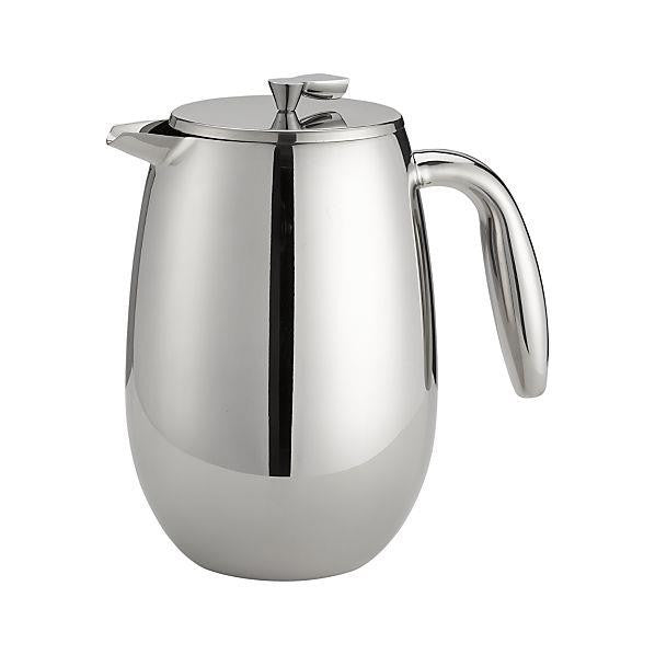 Bodum Columbia French Press, Insulated Stainless Steel