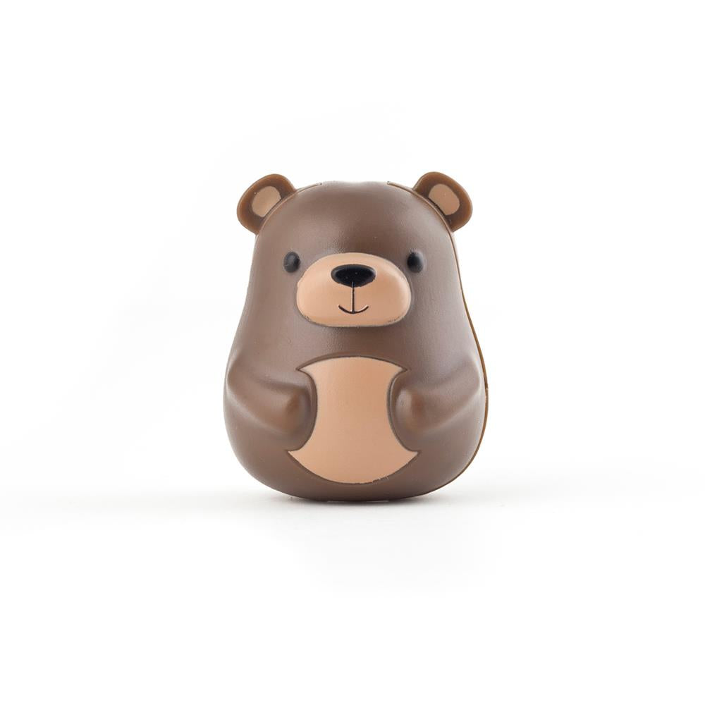 Kikkerland Toothbrush Holder, Bear