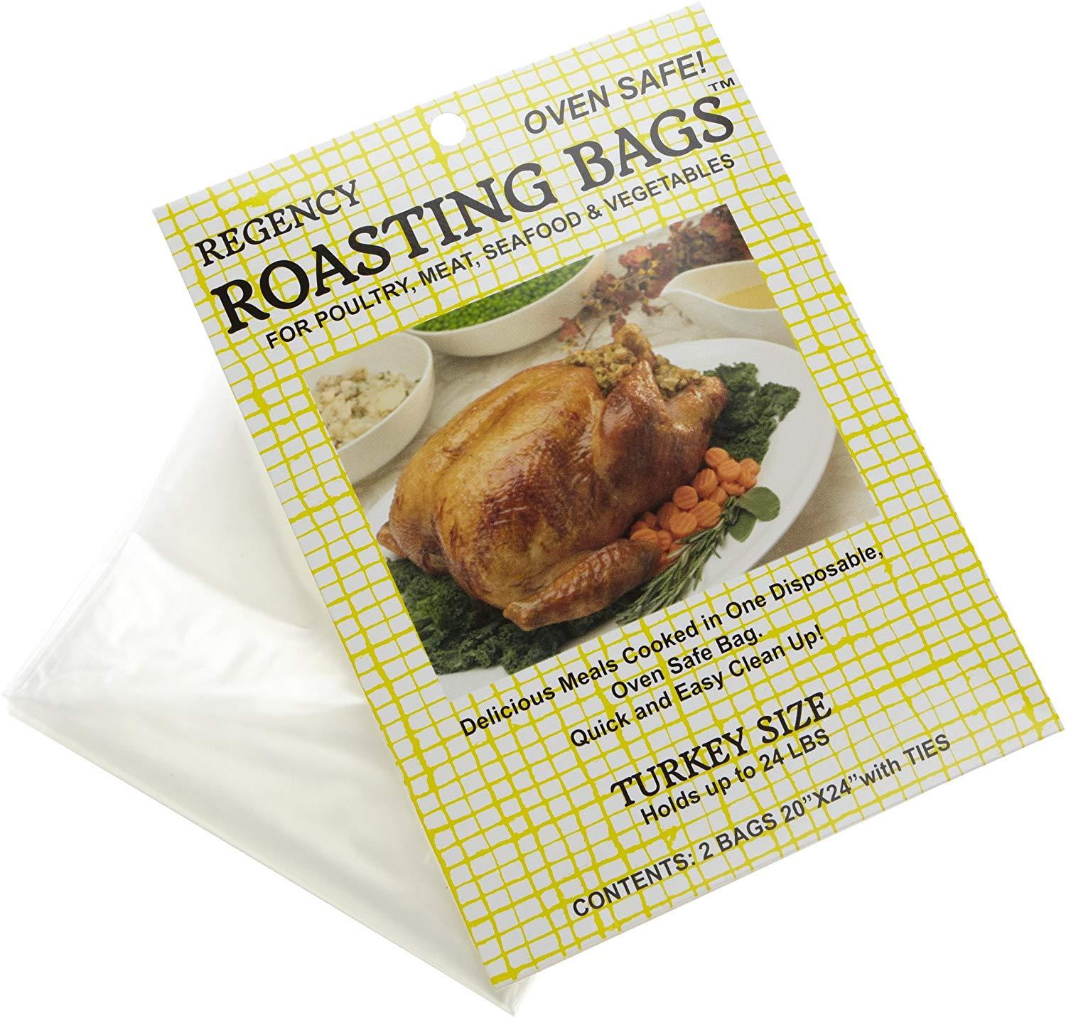 Regency Roasting Bags Turkey Size Set of 2
