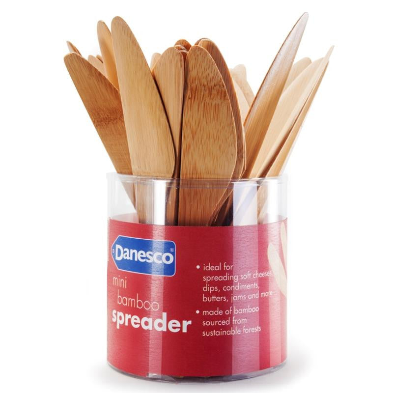 Danesco Spreader Bamboo