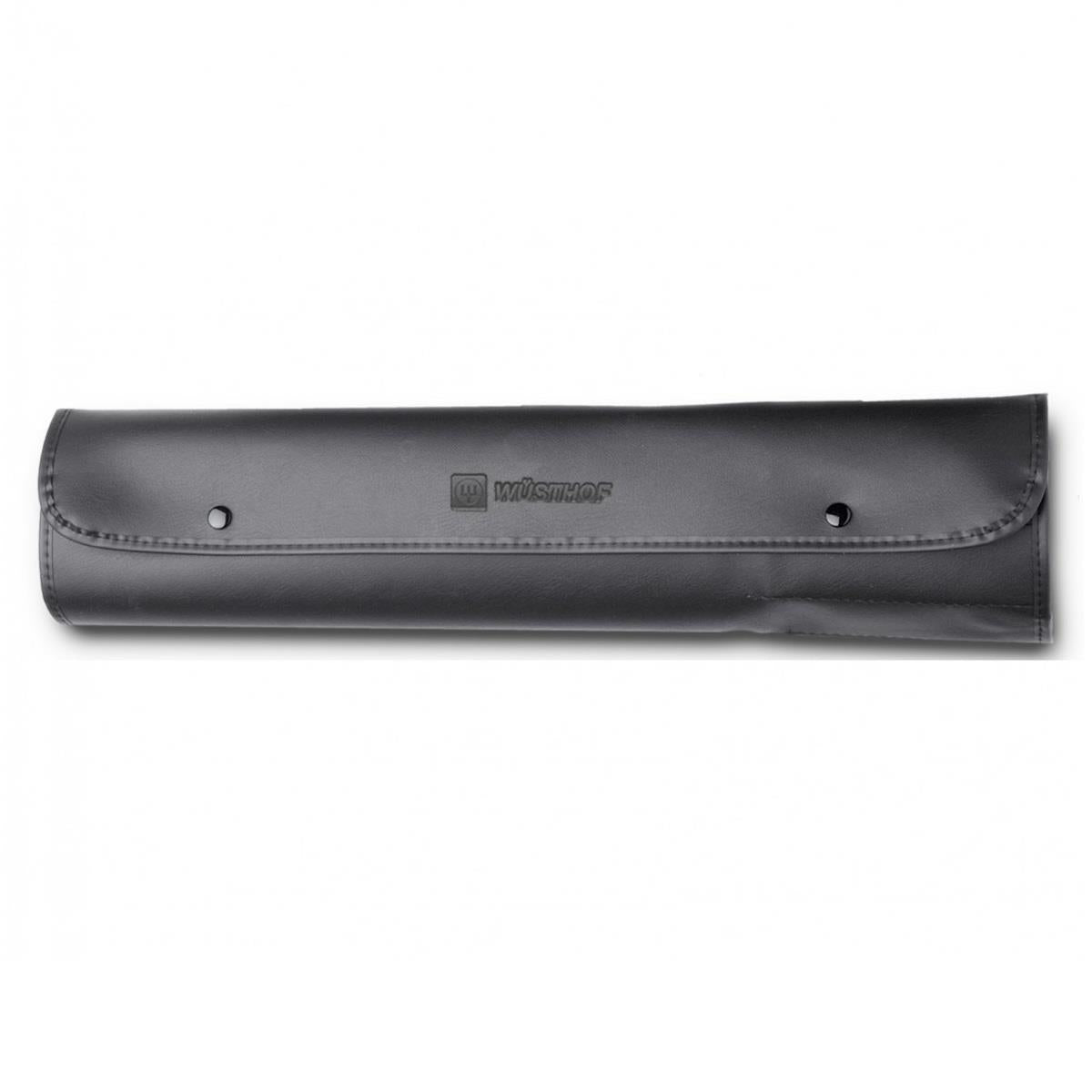wusthof knife roll, black