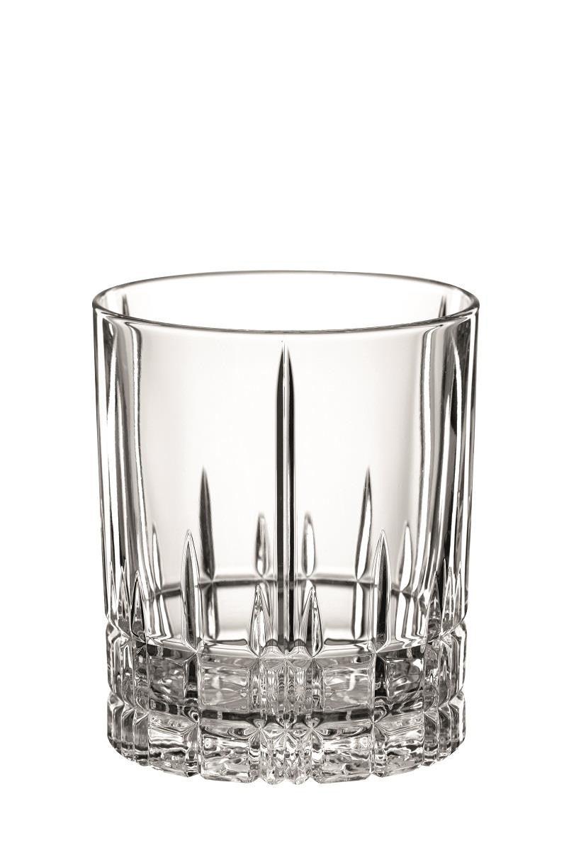 Spiegelau Perfect Serve Double Old Fashion DOF Glass Set of 4