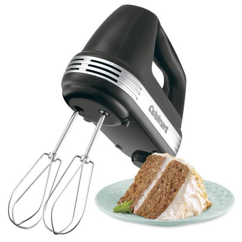 cuisinart HM-70BKC power advantage 7-speed hand mixer