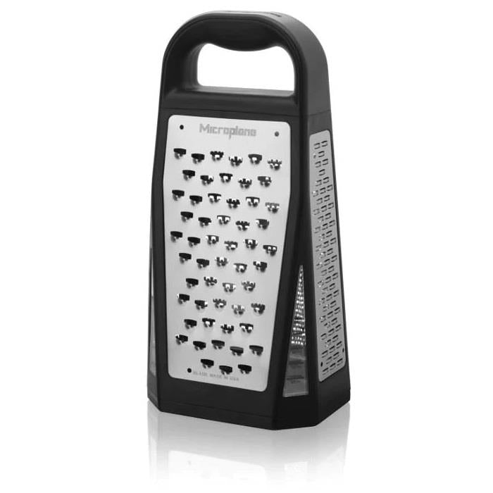 Microplane Black Elite Box Grater