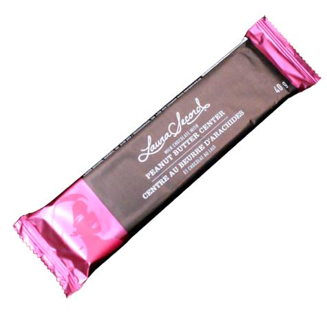 Laura Secord Milk Chocolate Peanut Butter Bar