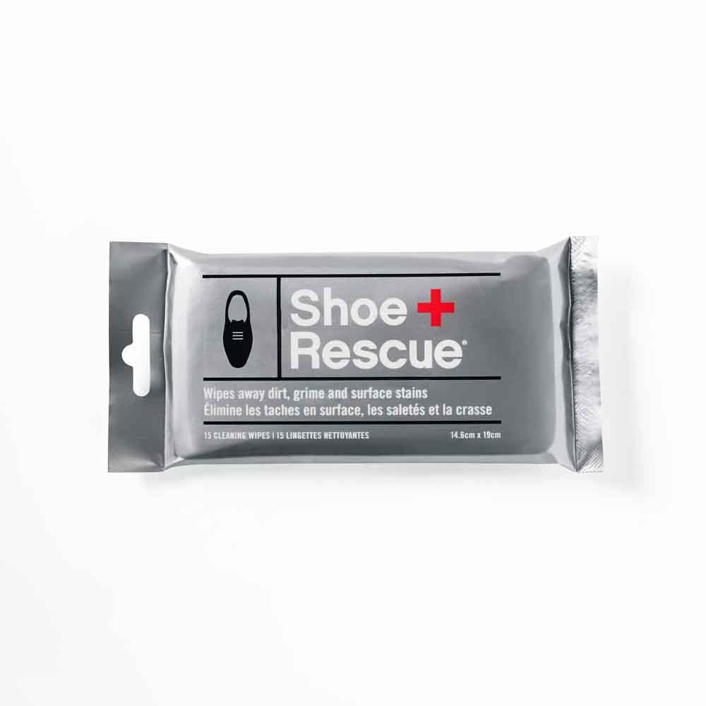 Rescue Wipes Shoe Rescue Package