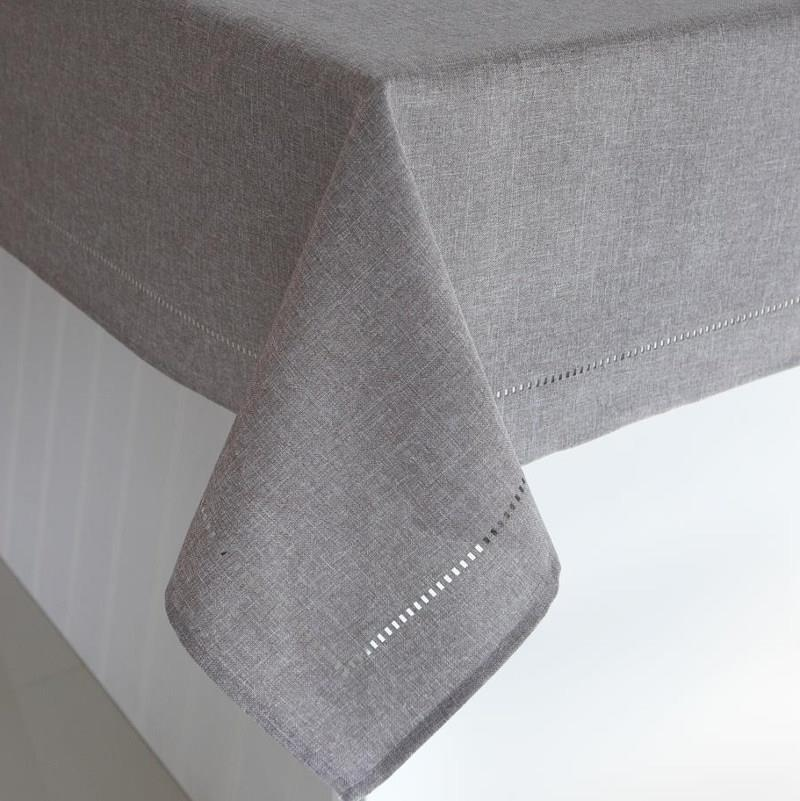 Harman Linen-Look Tablecloth