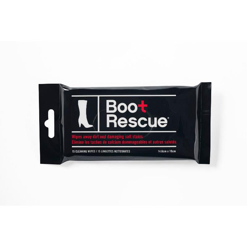 Rescue Wipes Boot Rescue Package