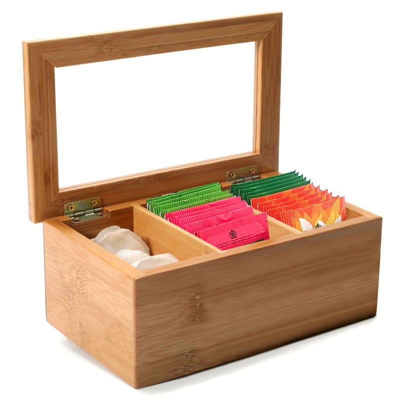 Ch'A Tea Bar Storage Box