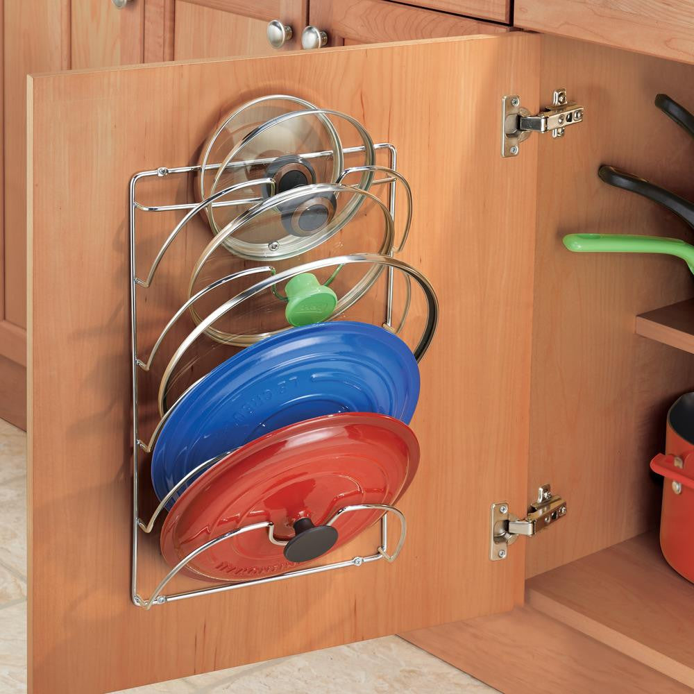 InterDesign Classico Cabinet Lid Rack