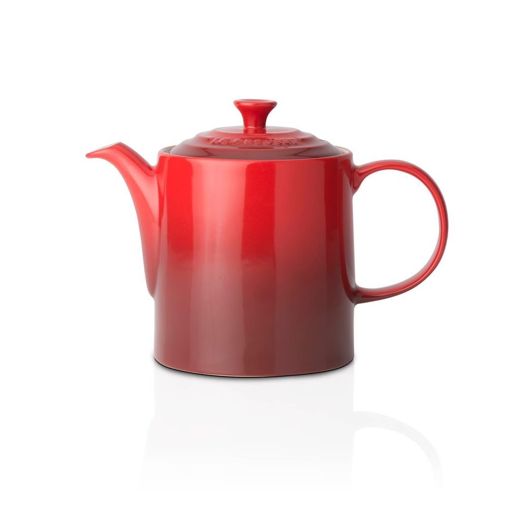 Le Creuset 1.3L Grand Teapot, Cherry