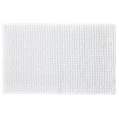 Moda at Home Reversible Waffle Bath Mat