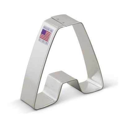 Ann Clark Letters Cookie Cutter A