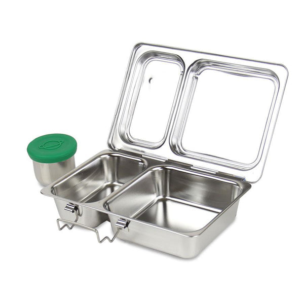 Planetbox Shuttle Stainless Steel Lunch Box Iq Living