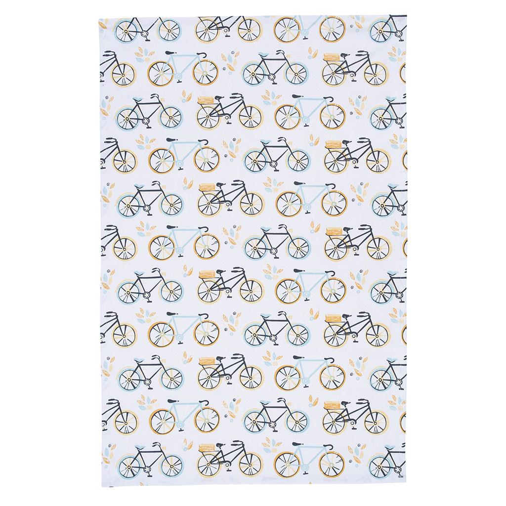 Now Designs Sweet Ride Tea Towel Cotton