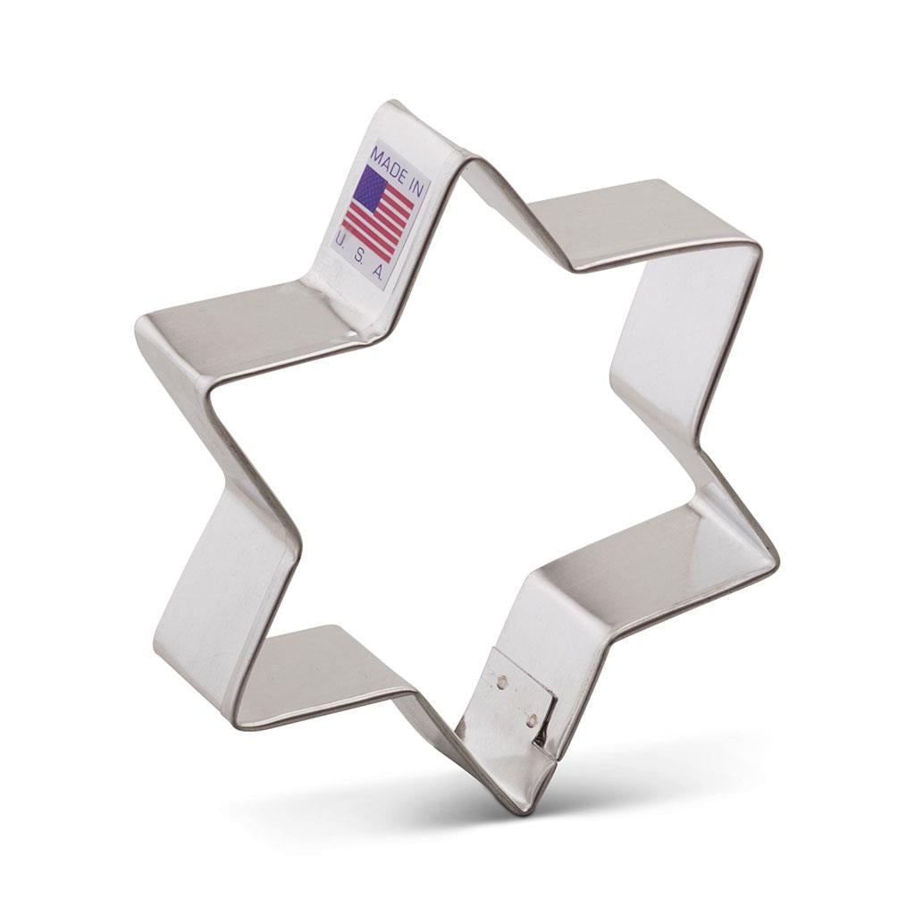 Ann Clark Star of David Cookie Cutter