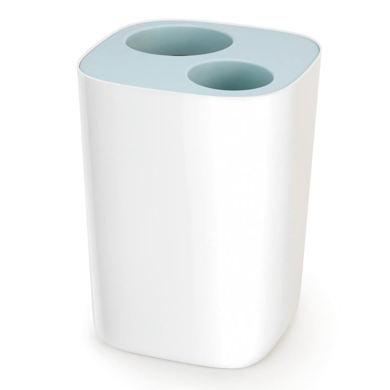 Joseph Joseph Split Bathroom Waste Seperation Bin