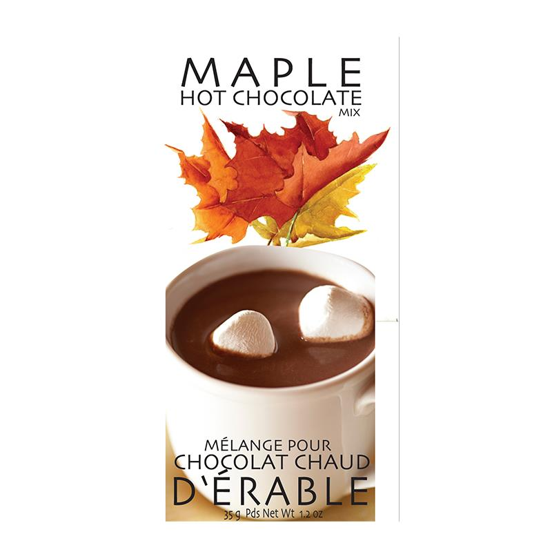 Gourmet du Village Maple Hot Chocolate