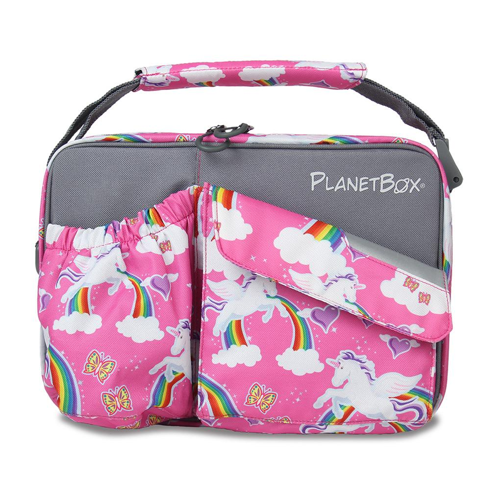 PlanetBox Carry Bag, Rainbow