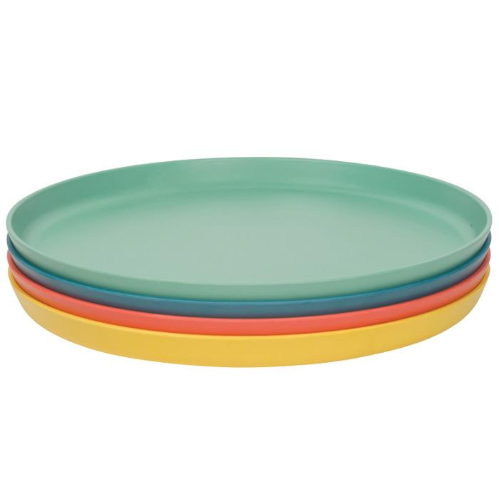 Now Designs Fiesta Ecologie Finner Plate Set