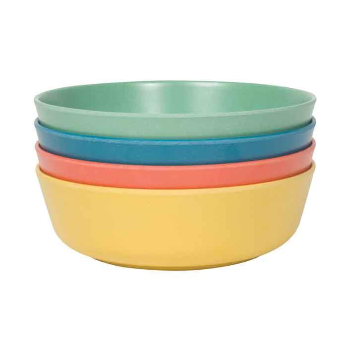 Now Designs Fiesta Ecologie Bowl Set of 4
