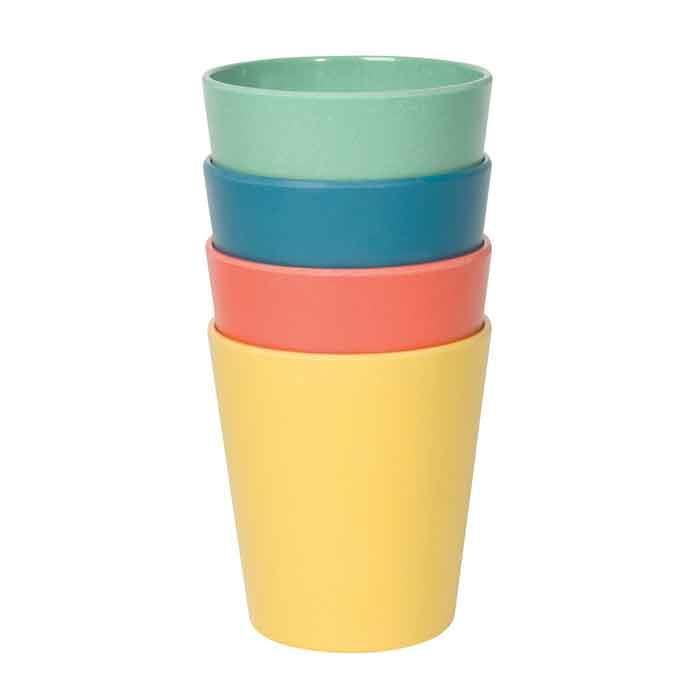 Now Designs Fiesta Ecologie Cup Set of 4