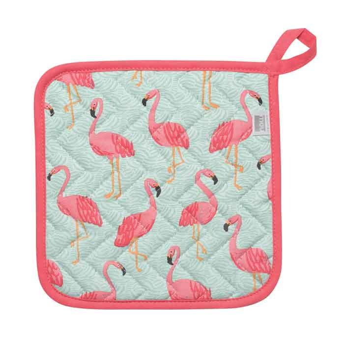 Now Designs Flamingos Potholder