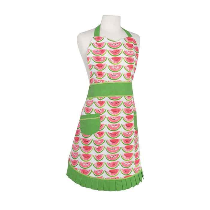 Now Designs Betty Apron, Watermelon