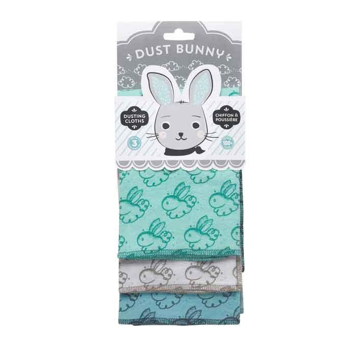Now Designs Dust Bunny Dusting Cloth Set