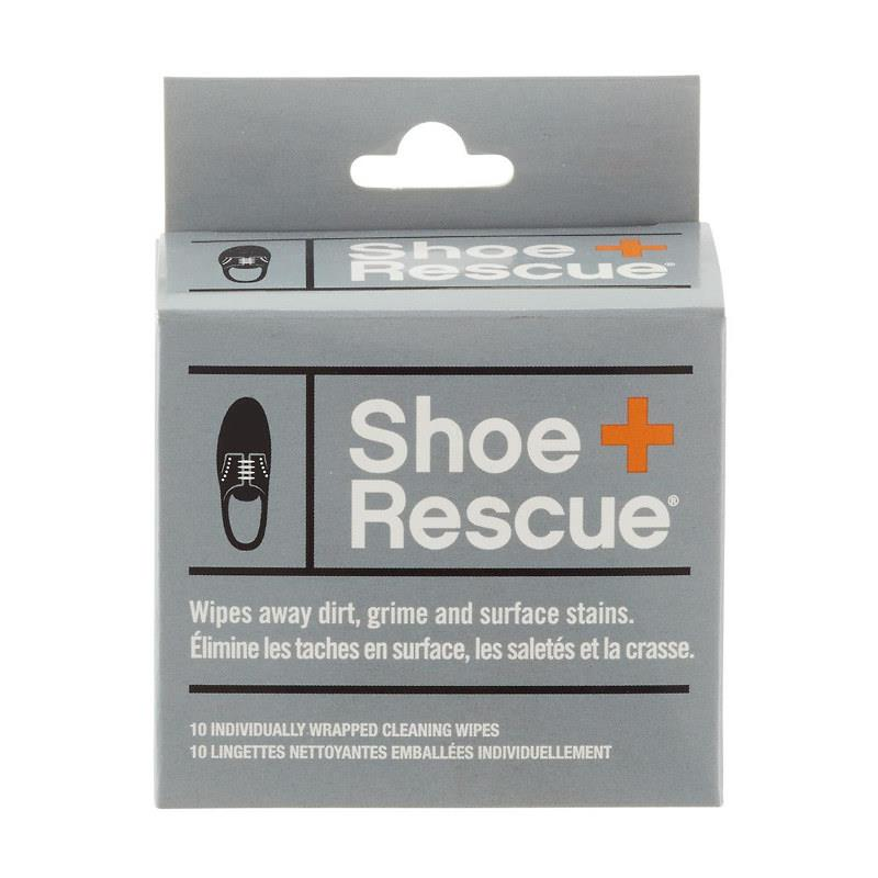 Rescue Wipes Shoe Rescue Box