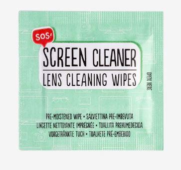 Legami Screen Cleaner Wipes