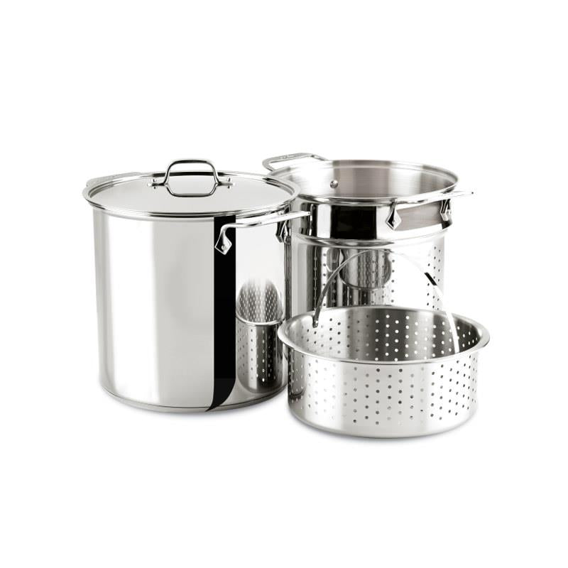 All-Clad Multicooker with Inserts