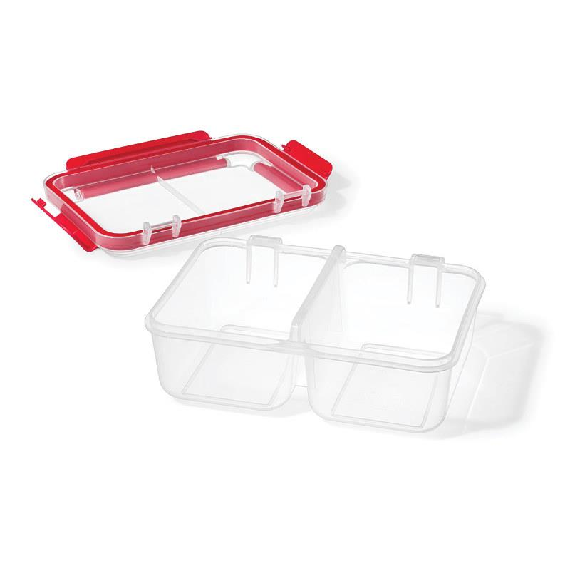 Starfrit Easy Lunch Divided Lunch Container