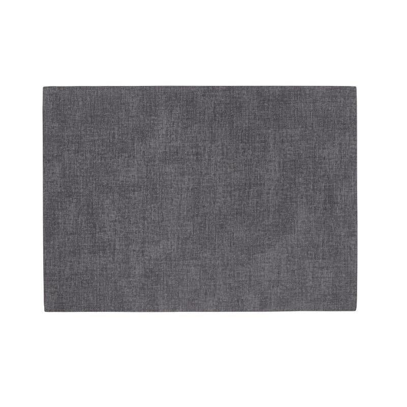 Charcoal. Harman Percept Reversible Placemat