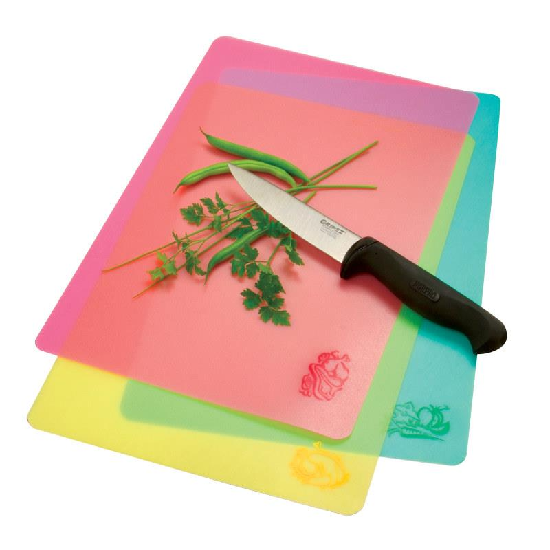 Norpro Flexible Cutting Mat Set