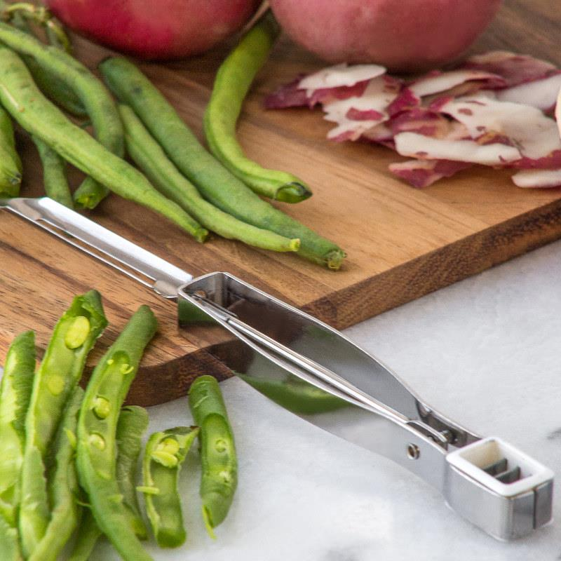 Fox Run Vegetable Peeler & Bean Slicer